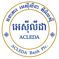 ACLEDA BANK PLC.,